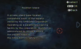 Isla Rockfort