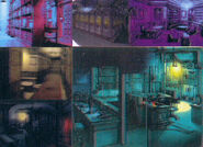 Resident Evil Zero concept art 5
