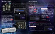 Resident Evil 6 Online Manual PS3 7