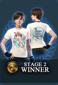 Rebecca HD Remaster Costume 2