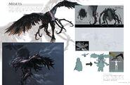 Resident Evil 6 Artworks - Creature Design (22)