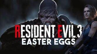 Resident Evil 3 Remake - All Easter Eggs & Secrets