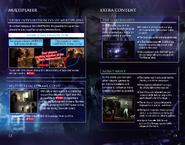 Resident Evil 6 Online Manual Xbox 360 8