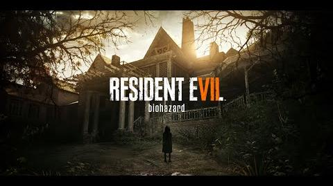 Resident Evil 7 biohazard Ankündigungs-Trailer PS4, Xbox One, PC