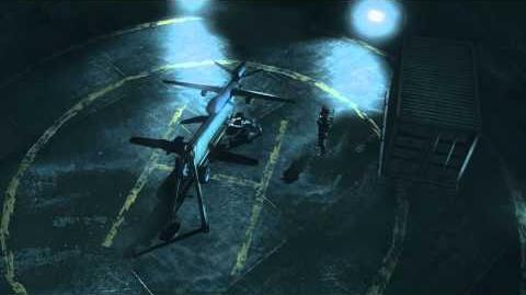 Resident Evil Revelations all cutscenes Episode 7-2 opening