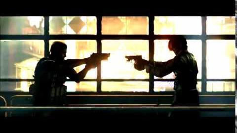 Persiguiendo a Carla; Chris vs Leon