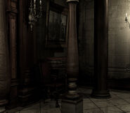 REmake background - Entrance hall - r106 00128