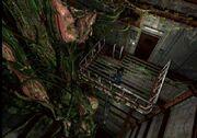 Resident Evil 2 Monster Plant