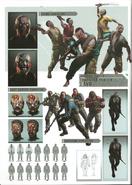 Resident Evil 6 Art Book 13
