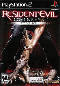 Resident Evil Outbreak File 2 USA