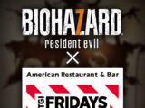 """Biohazard 7: Resident Evil"" X ""TGI Fridays"" Collaboration"
