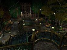 Parque de Raccoon City1