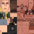 Resident Evil (Jan 1996 Trial) skin - CHAR11 0000 - Jill