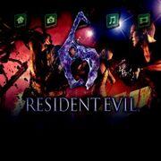 Resident Evil 6 Custom Theme 3 icon