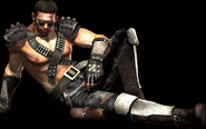 RE5 Gold Chris Warrior