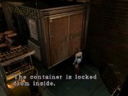 Resident Evil 3 Nemesis screenshot - Uptown - Warehouse examine 01