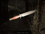 Survival Knife (RE7)