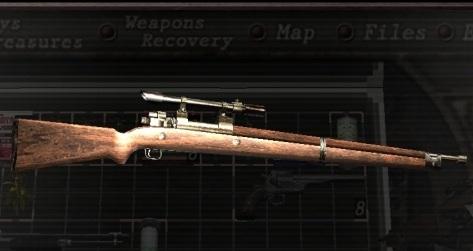 Rifle | Resident Evil Wiki | FANDOM powered by Wikia
