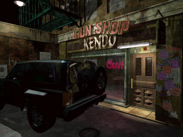 Kendo Gun Shop Resident Evil Wiki Fandom Powered By Wikia