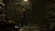 Resident Evil 0 HD - Dormitory A wooden desk examine 2