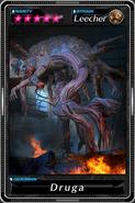 """Deadman's Cross - """"Druga"""" card"""