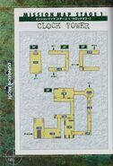 Gun Survivor 2 Code Veronica Official Guidebook - page 132