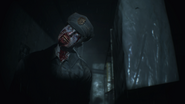 Zombie Officer - Resident Evil 2 remake