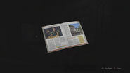 RE2 remake Raccoon Monthly, June Issue file page4