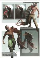Resident Evil 6 Art Book 15
