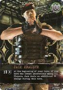 Mercenaries card - Jack Krauser CH-044
