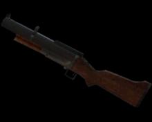 Model-grenade-launcher