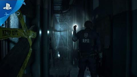 Resident Evil 2 – E3 2018 Announcement Trailer PS4