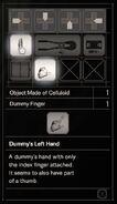 Resident Evil 7 Teaser Beginning Hour Dummy's Left Hand combine