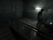 Resident Evil Outbreak items - Storage Room Key location
