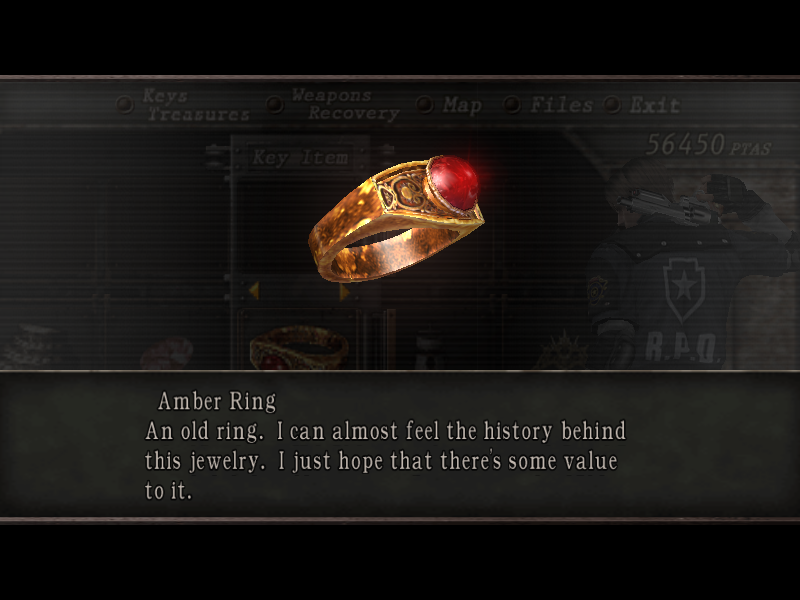 Amber ring resident evil wiki fandom powered by wikia amber ring aloadofball Image collections