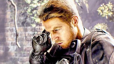 RESIDENT EVIL 7 Not A Hero Story Trailer Chris Redfield