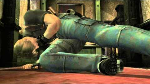 Resident Evil 4 all cutscenes - Chapter 1-2 Ending
