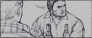 Resident Evil 6 storyboard - Fallen Hero 13