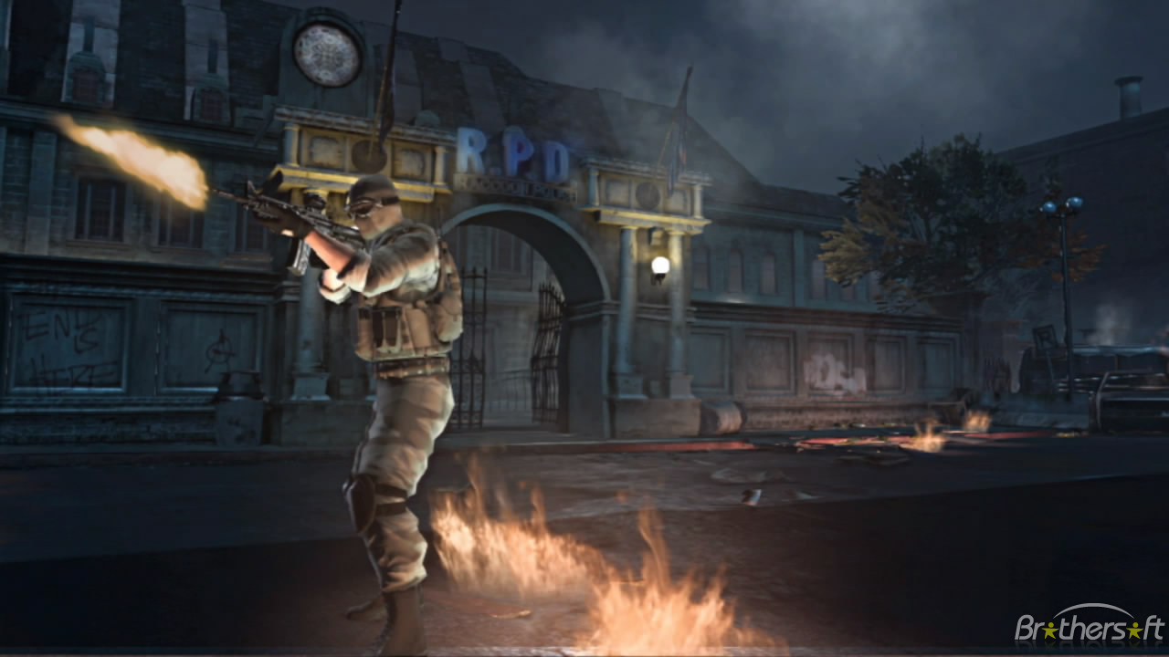 Image - Resident evil- operation raccoon city trailer 2
