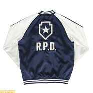 """1-ShotDemo"" Special SNS campaign Jacket (R.P.D.) PV"