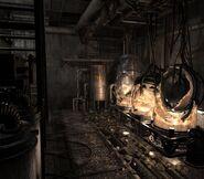 Arklay treatment plant - No.2 laboratory 7