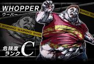 BIOHAZARD Clan Master - Battle art - Whopper