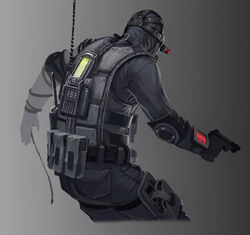 Operation Raccoon City gallery - Concept Item 112