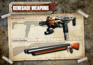 REORC renegade weapon kit