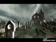 Resident Evil 4 iglesia