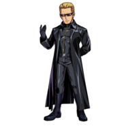 Albert Wesker RE5 Clan Master1