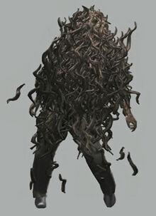 Leech Monster in RE Outbreak