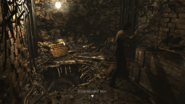 Resident Evil 0 HD - Worksite Remains wooden box examine 1