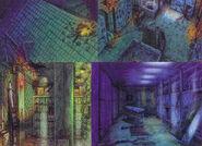 Resident Evil Zero concept art 2