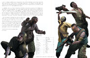 Resident Evil 6 Artworks - Creature Design (1)